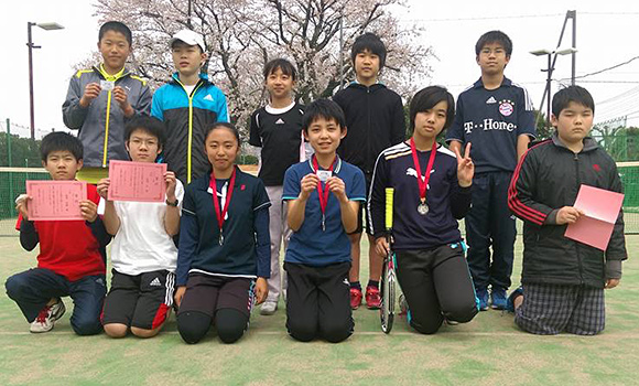 2016.4.1グリーンボール大会参加者