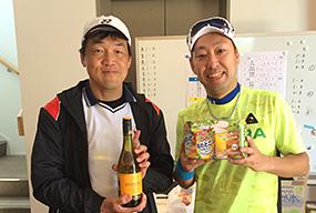 1位リーグ゛優勝「伊藤・児玉組」