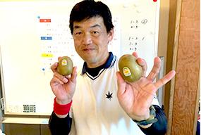 1位リーグ優勝「伊藤弥生」