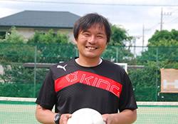 新井 正憲コーチ